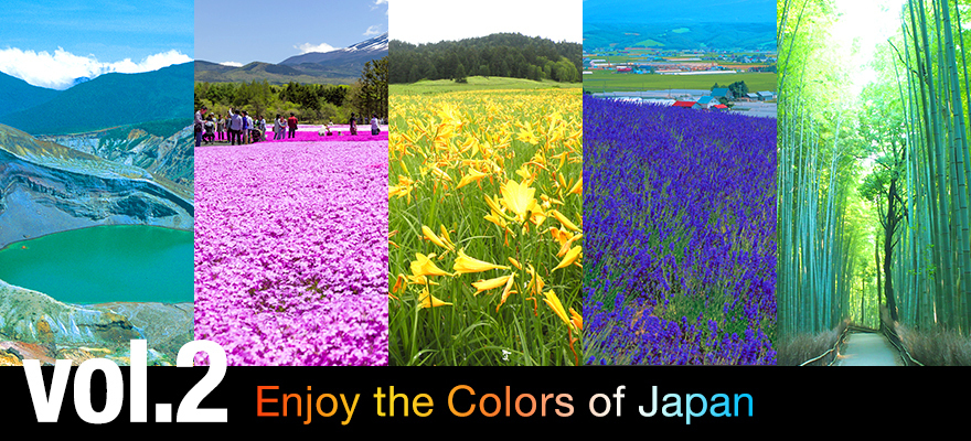 Enjoy The Colors Of Japan Spring And Summer Edition Digjapan