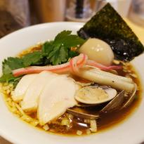一定要吃!東京小資女精選拉麵店!むぎとオリーブ(小麥和橄欖)