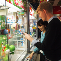 Japanese Game Centers