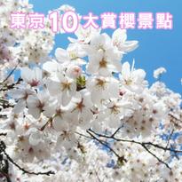 東京10大賞櫻景點
