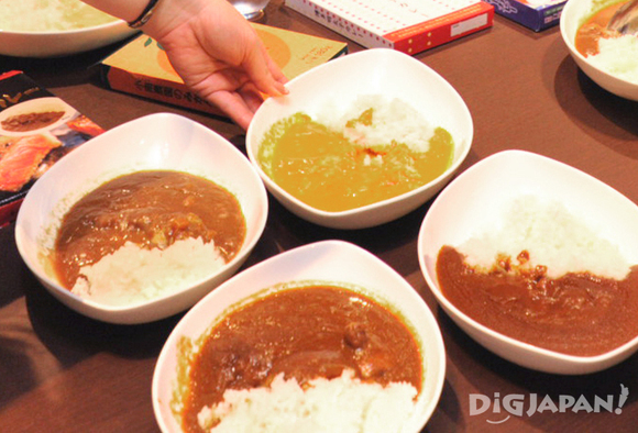 DIGJAPAN! staff picks from a lineup of curries_3