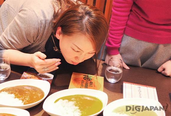 DIGJAPAN! staff picks from a lineup of curries_4