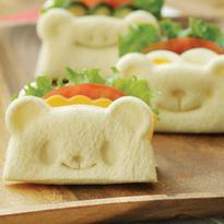 식빵혁명 귀요미 3D 토스트 컷터