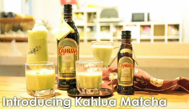 Kahlua Matcha
