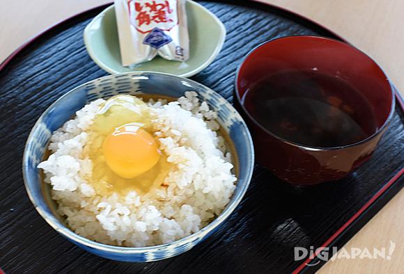 卵かけごはん(TKG)セット