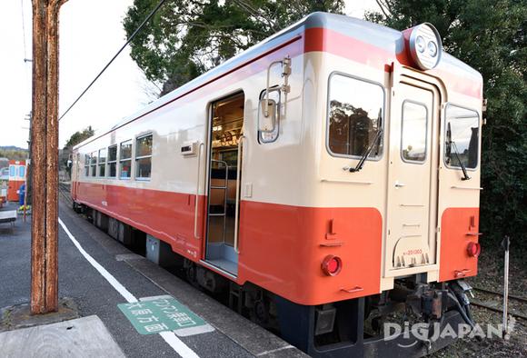 いすみ鉄道「キハ20 1303」