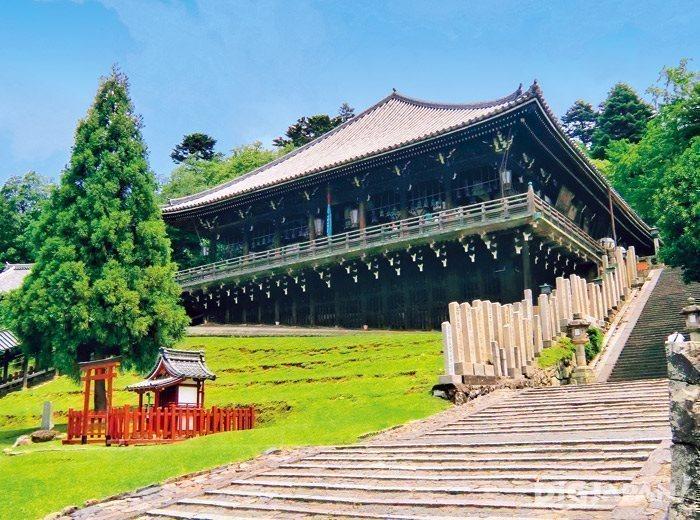 东大寺二月堂