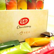 한정 판매 신상품 킷캣 I ♡ TEA