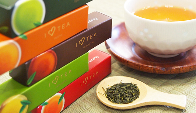 I ♡ TEA