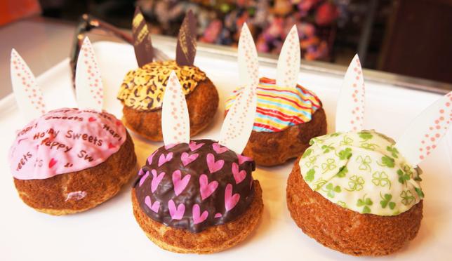 東京表參道超萌系兔子餐廳「Nicolas House」