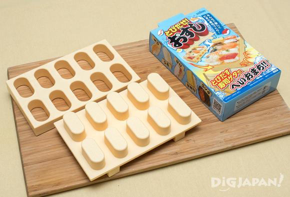 Tobidase! Osushi maker
