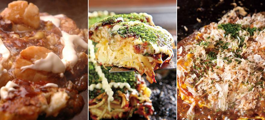 verkoop uk mooie schoenen grote korting Where Osakans go for okonomiyaki | DiGJAPAN!
