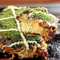 Where Osakans go for okonomiyaki