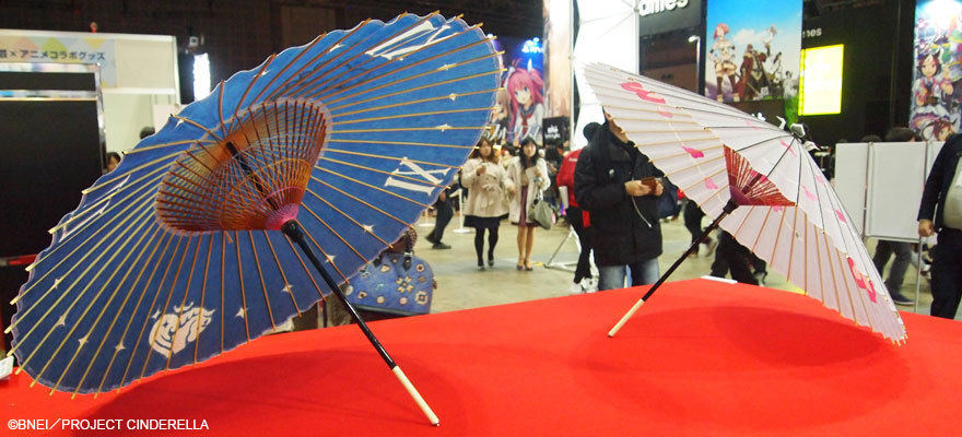 Traditional Crafts x Anime at AnimeJapan