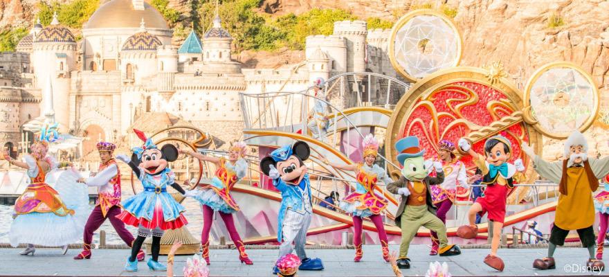 東京ディズニーシー15周年記念イベント