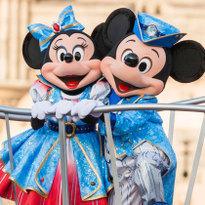 東京迪士尼海洋15週年慶「美好心願年」