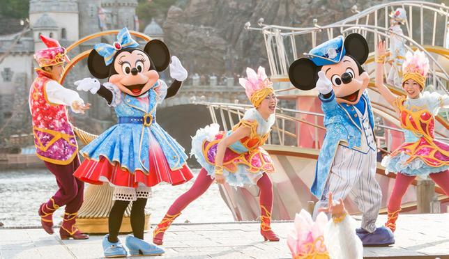 Tokyo DisneySea 15th Anniversary: