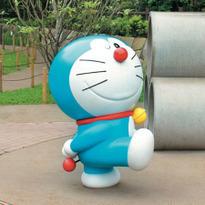 哆啦A夢我來了! 藤子・F・不二雄博物館玩個過癮!