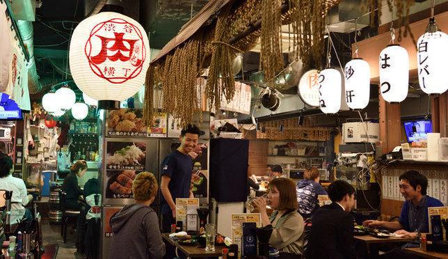 开心吃喝!绝佳肉品餐厅集结的涩谷肉横丁