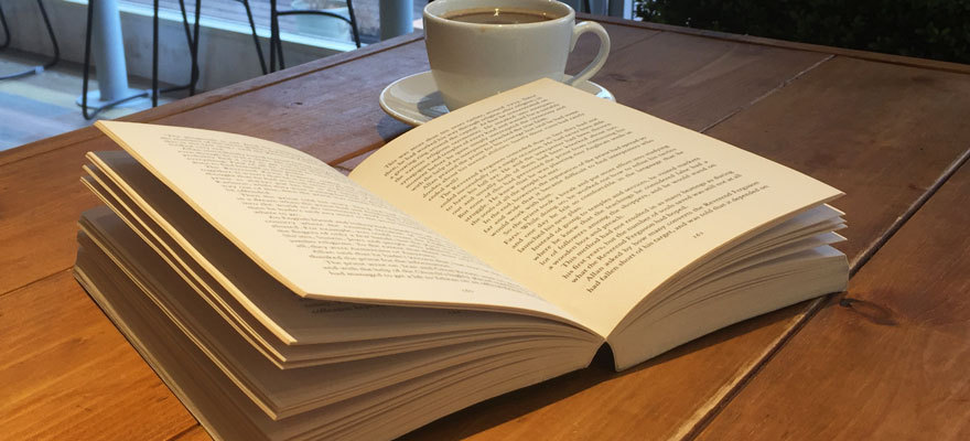 3 Great Places to Relax with a Paperback in Tokyo
