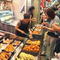 ตีท้ายครัวเมืองเกียวโต! ตลาดสดใจกลางเมืองที่เต็มไปด้วยของอร่อย
