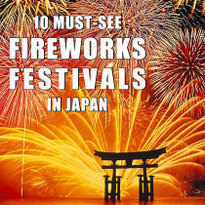 10 Summer Fireworks Festivals