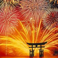 일본 여름 불꽃놀이 BEST 10