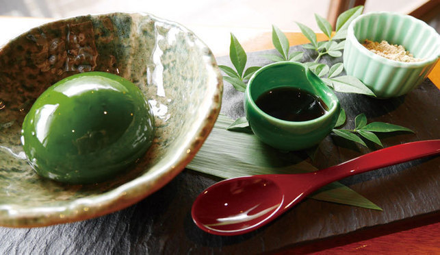 Kyoto's Amazing Matcha Sweets