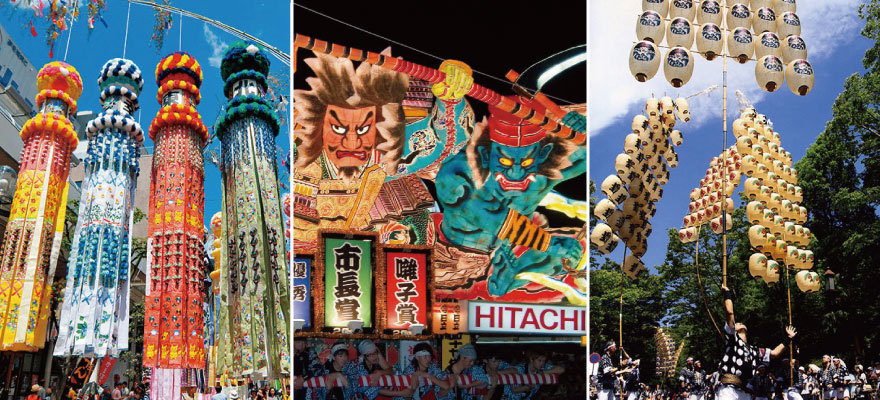 夏天,一定要去東北三大祭看熱鬧!