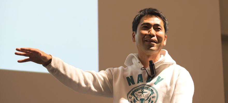観光で人口のV字回復できるのか?横須賀市長の挑戦