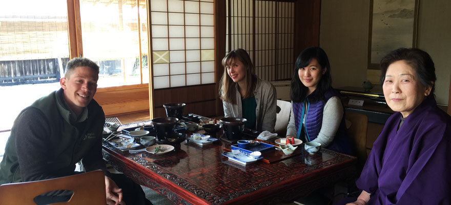 Traditional Lunch Experience in Takayama