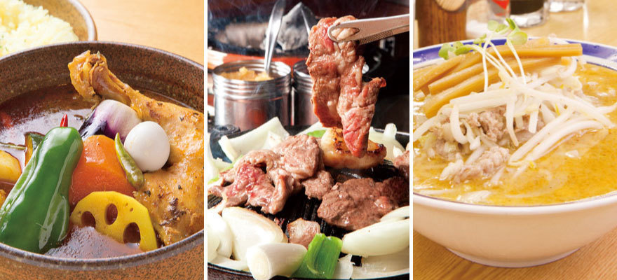The 5 Meals You Must Eat in Hokkaido