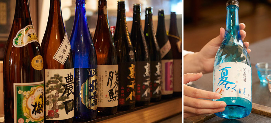 実は夏も旬!最新スタイルの日本酒を楽しもう!vol.2 オススメ夏酒5選
