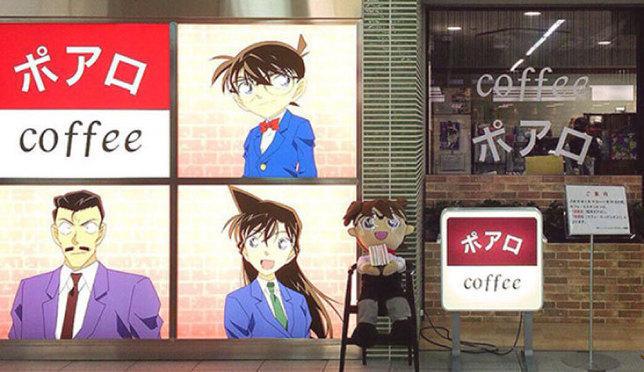 柯南迷請注意!柯南咖啡廳在福岡期間限定登場!