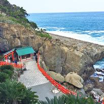 อุโดะจิงกู ศาลเจ้าแห่งความรักริมทะเลคิวชู