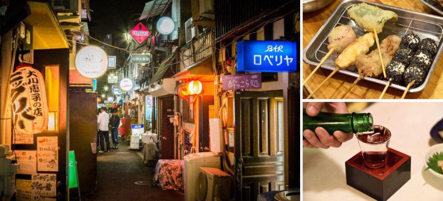 外国人に話題の「新宿ゴールデン街」で初めてのひとり飲みにトライ