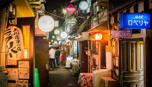 换种方式体验东京!用最日本的方式逛昭和风韵老街新宿黄金街
