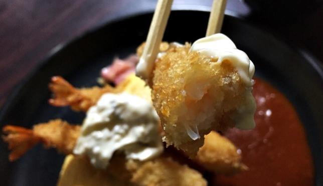 오사카 오므라이스 맛집 북극성