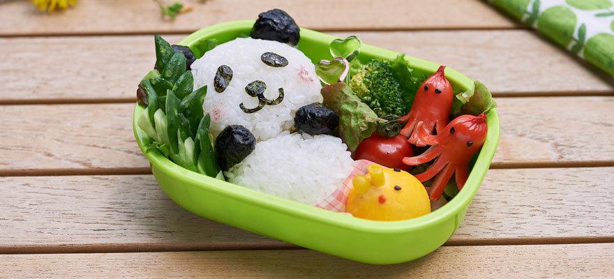 充滿「日本味」的便當文化