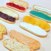250种新鲜组合,可培面包专卖店cococoppe