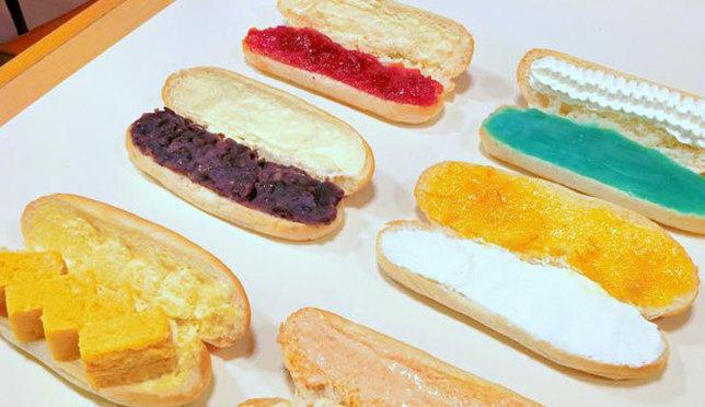 250가지 조합을 만들 수 있는 콧페빵 전문점 '코코콧페'