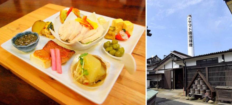 Hakkoshoku Bijin Shokudo in Kanazawa