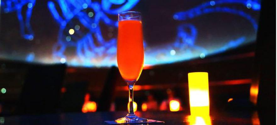 來杯星星雞尾酒!羽田機場天象館星夜咖啡廳Starry Cafe