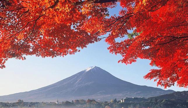 タイ人が好きな富士河口湖で紅葉を満喫しよう