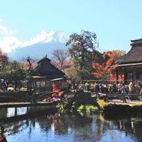 """พาเที่ยวหมู่บ้านน้ำใสแห่งภูเขาไฟฟูจิ """"โอชิโนะ ฮักไก"""""""