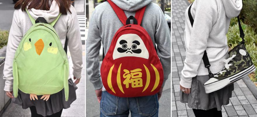 일본 가방 쇼핑 추천 독특한 매력이 넘치는 가방