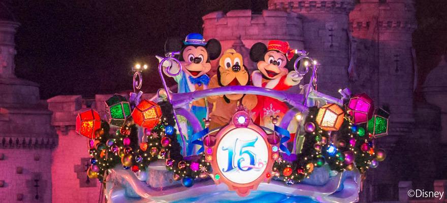 要去趁現在!東京迪士尼度假區「迪士尼聖誕節2016」特別活動!