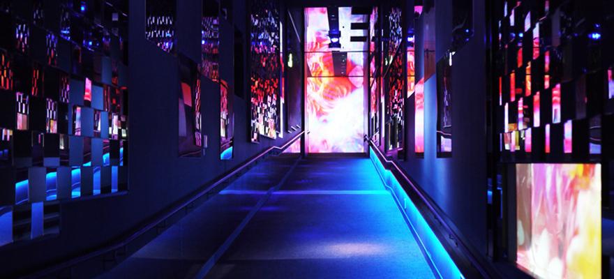 도쿄 스카이트리 수족관 이벤트 니나가와 미카×해파리 전시회