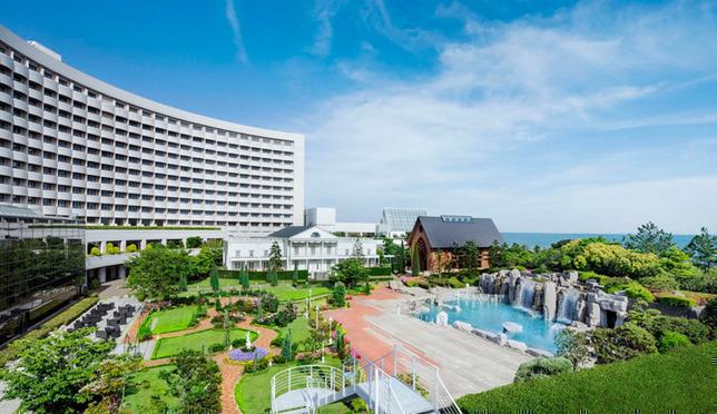 東京灣喜來登大飯店 盡情享受東京迪士尼度假區住宿樂趣