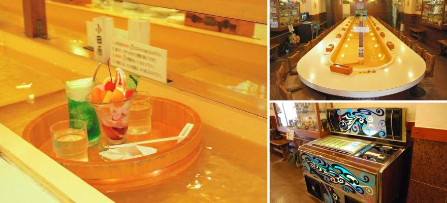 日式懷舊可愛的甜品店「どんぐり(橡子)」